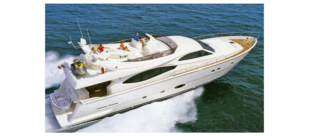 760 Motor Yacht