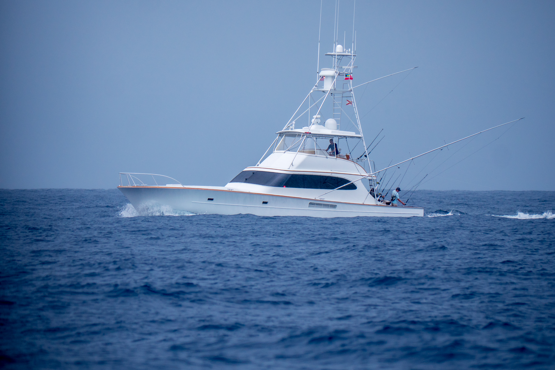 Boating to Bermuda
