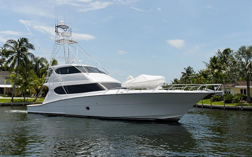 77 Hatteras Yachts
