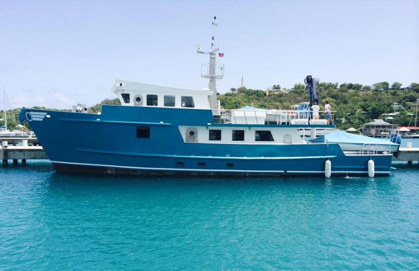 95' Ocean Voyager
