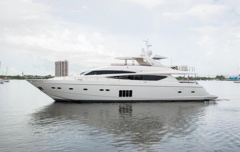 Princess Yachts 95