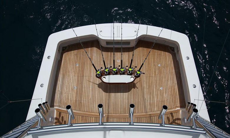 Viking Yachts 52