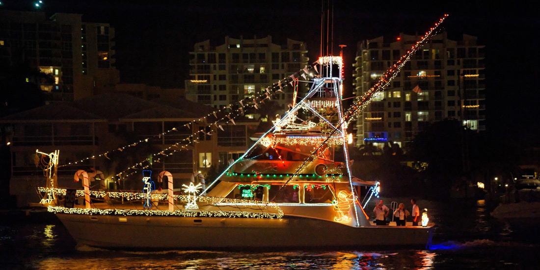 Jupiter Boat Parade