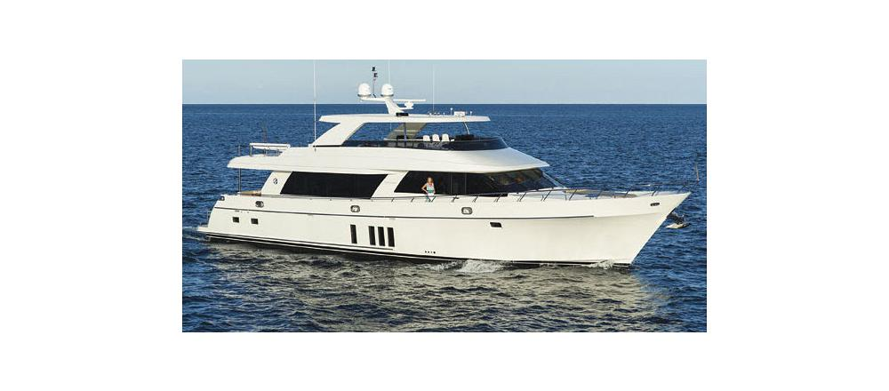 90 Motor Yacht