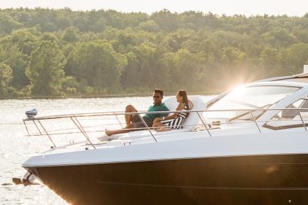 Cruisers 39 sunpad