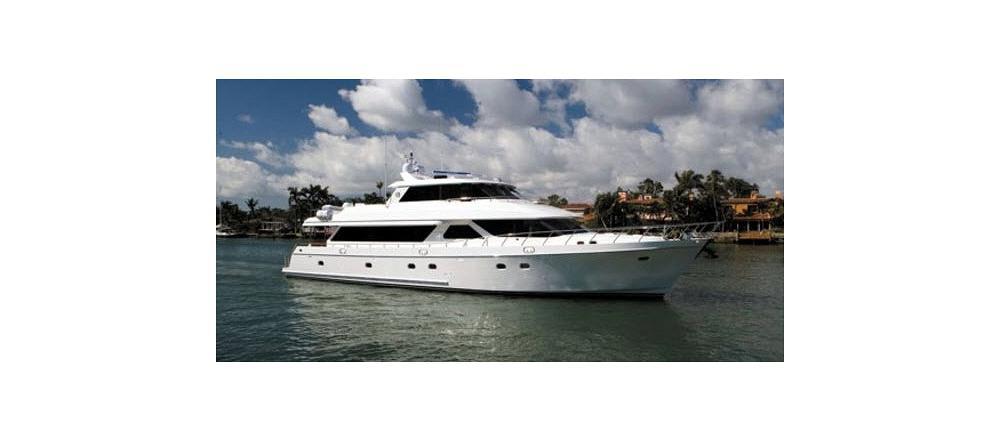 98 Motor Yacht