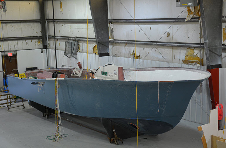 Viking Yachts 37 Billfish