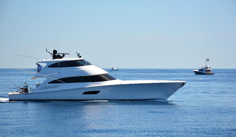 Viking Yachts 92 Miss Moneypenny