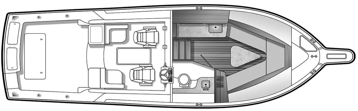 290 XF Floor Plan 1