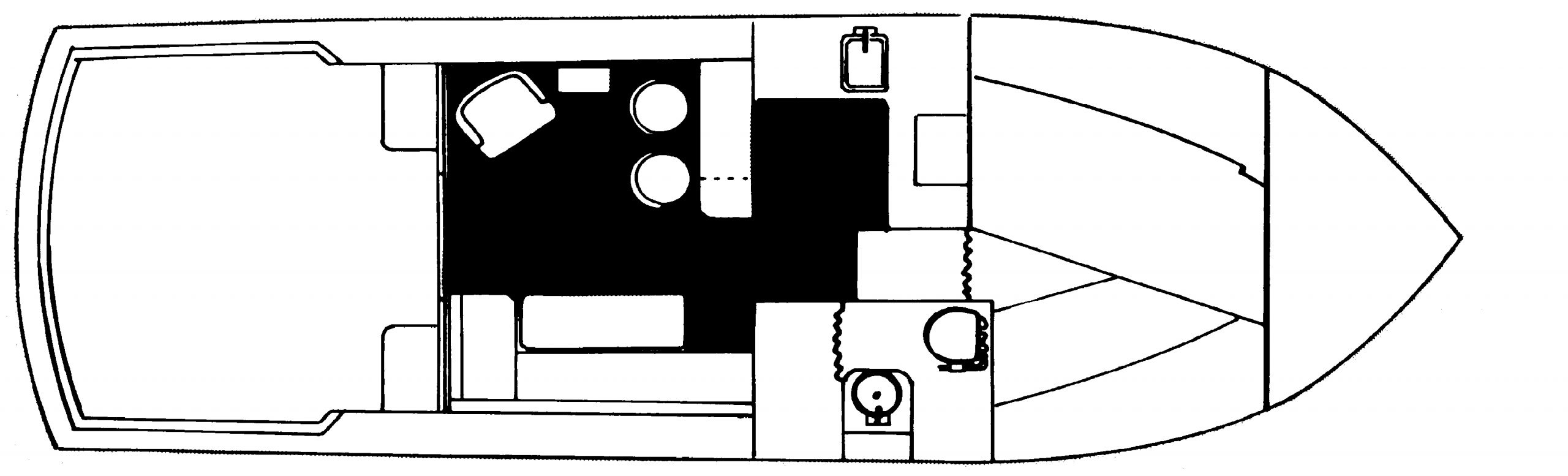 325 Convertible Floor Plan 2