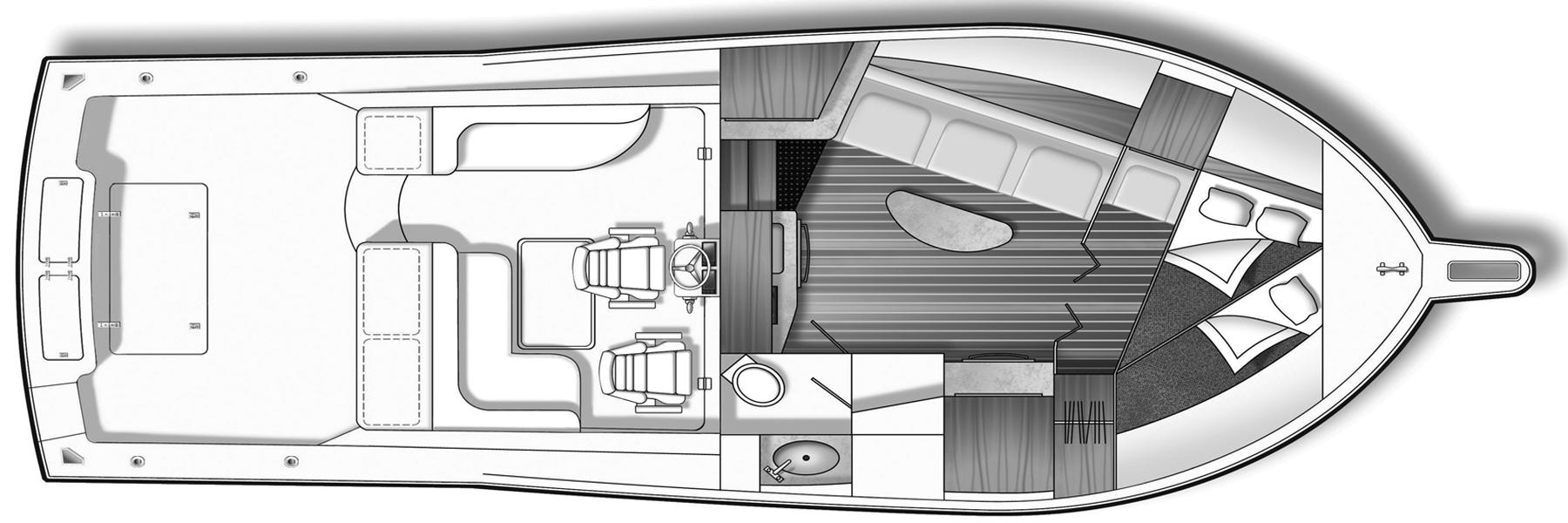 360 Express Floor Plan 1