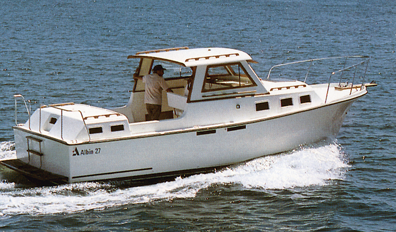 Albin 27 Family Cruiser