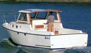 Albin 27 Sport Cruiser