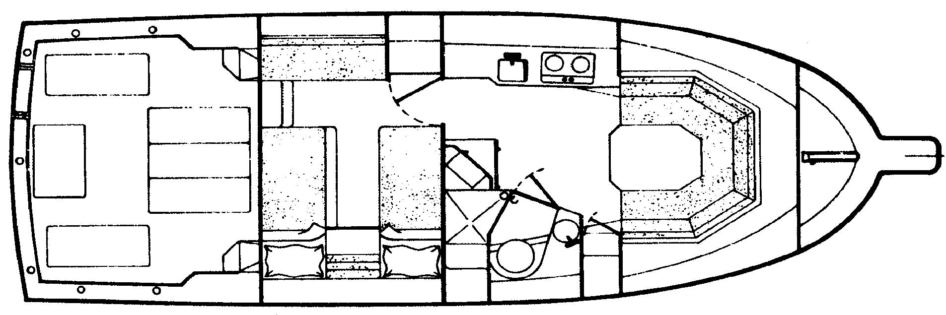 32+2 Command Bridge Floor Plan 2