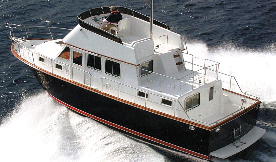 Albin 40 North Sea Cutter