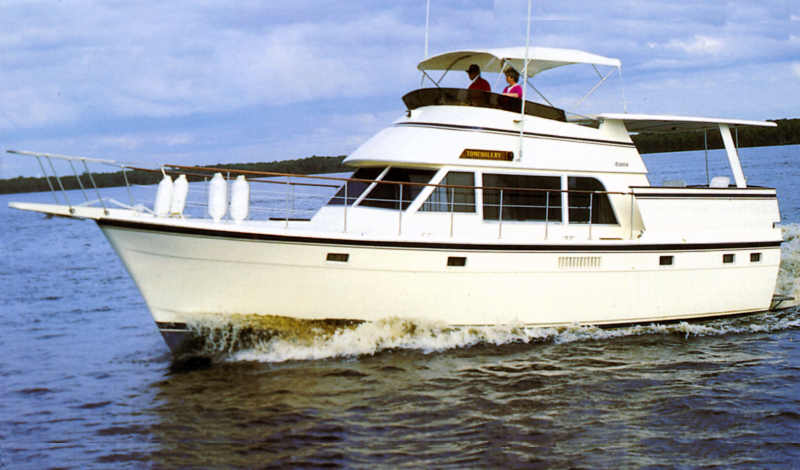 Atlantic 44 Motor Yacht