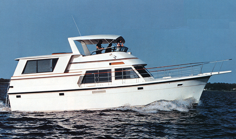Atlantic 47 Motor Yacht