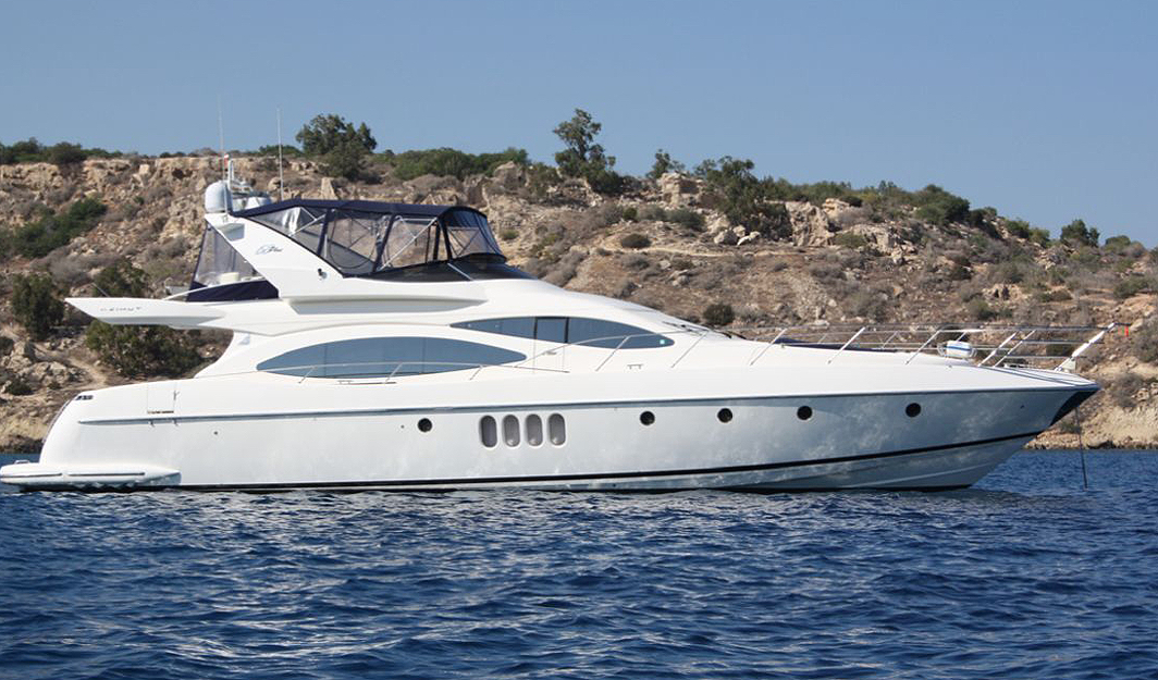 Azimut 68 Plus; 68 Evolution