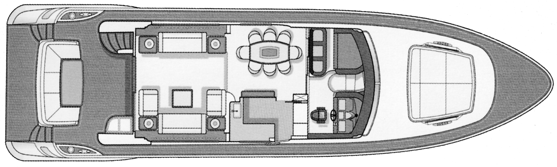 75 Flybridge Floor Plan 2
