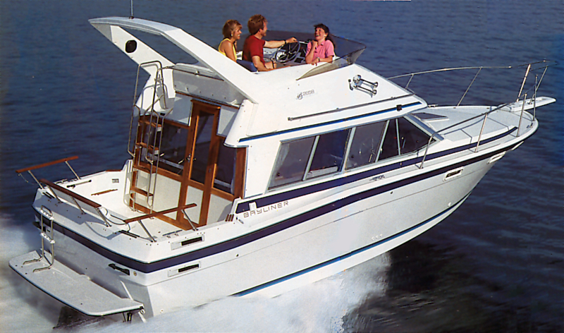 Bayliner 2850-2858 Command Bridge
