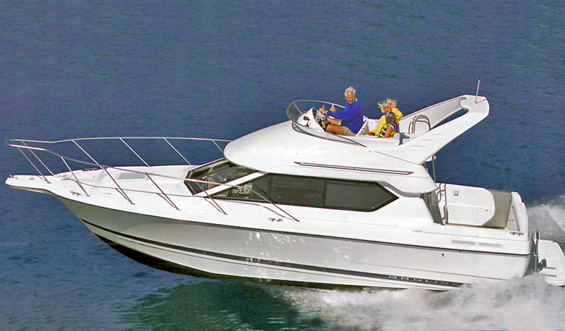 Bayliner 2858 Ciera CB; 288 Classic Cruiser