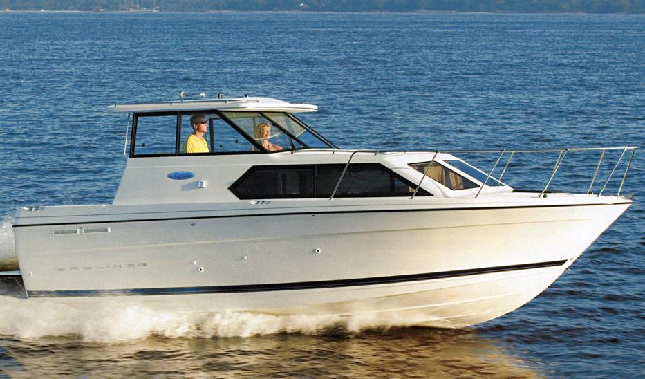 Bayliner 2859 Super Classic; 2859 Ciera Express