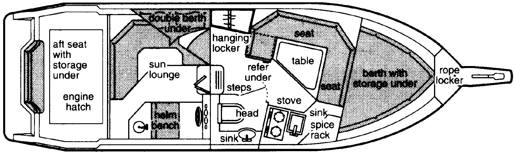3055 Ciera Sunbridge Floor Plan 1