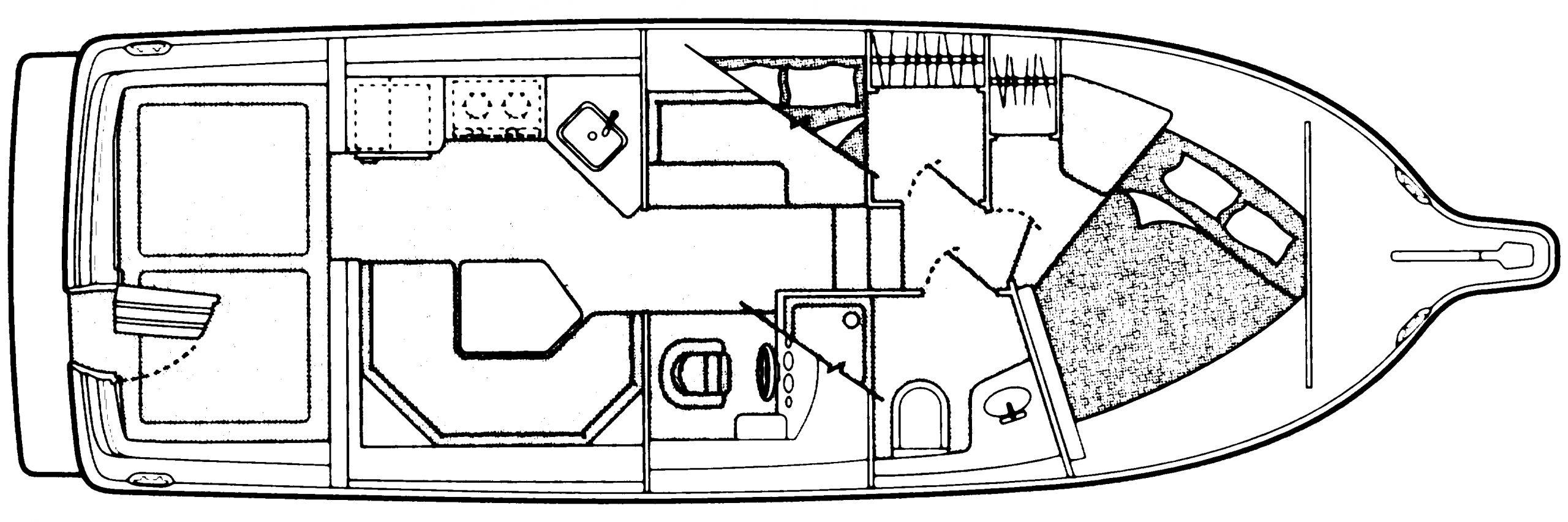 3258 Command Bridge Floor Plan 1