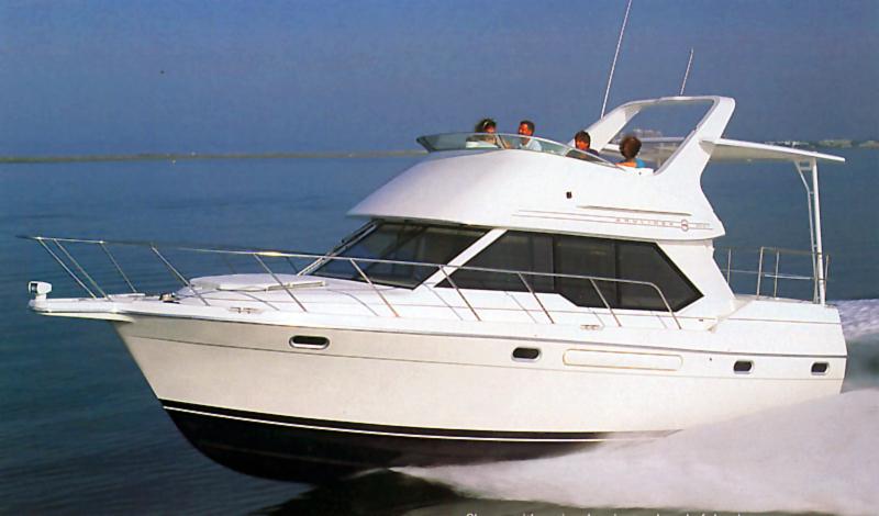Bayliner 3587 Motor Yacht