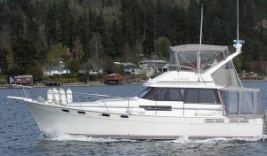 Bayliner 3870-3888 Motor Yacht
