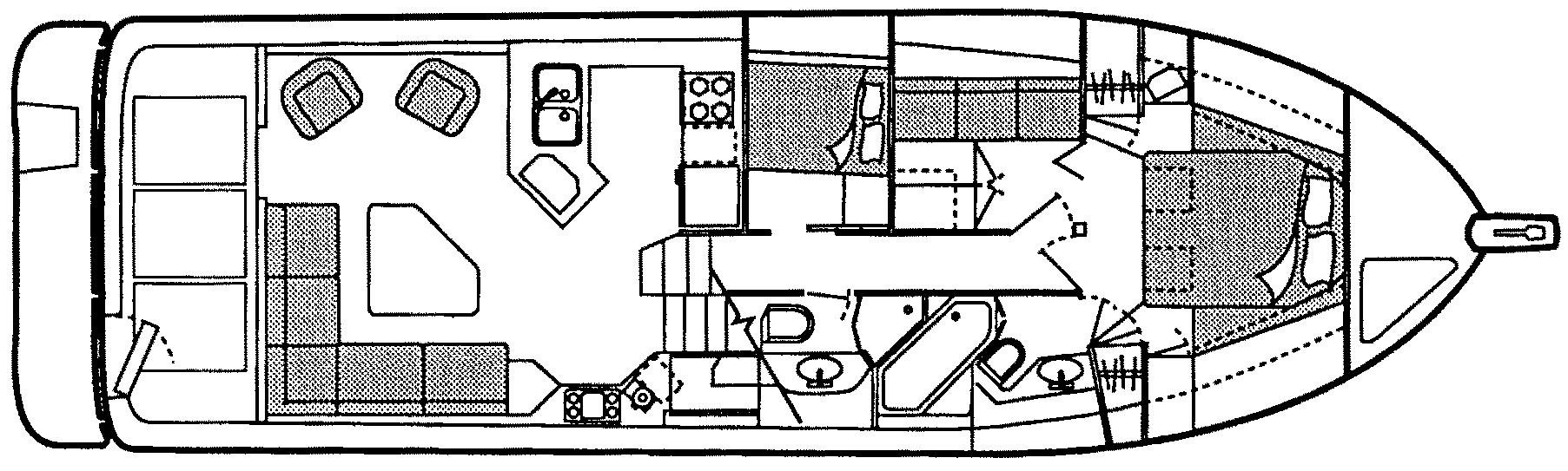 4788 Pilothouse Floor Plan 1