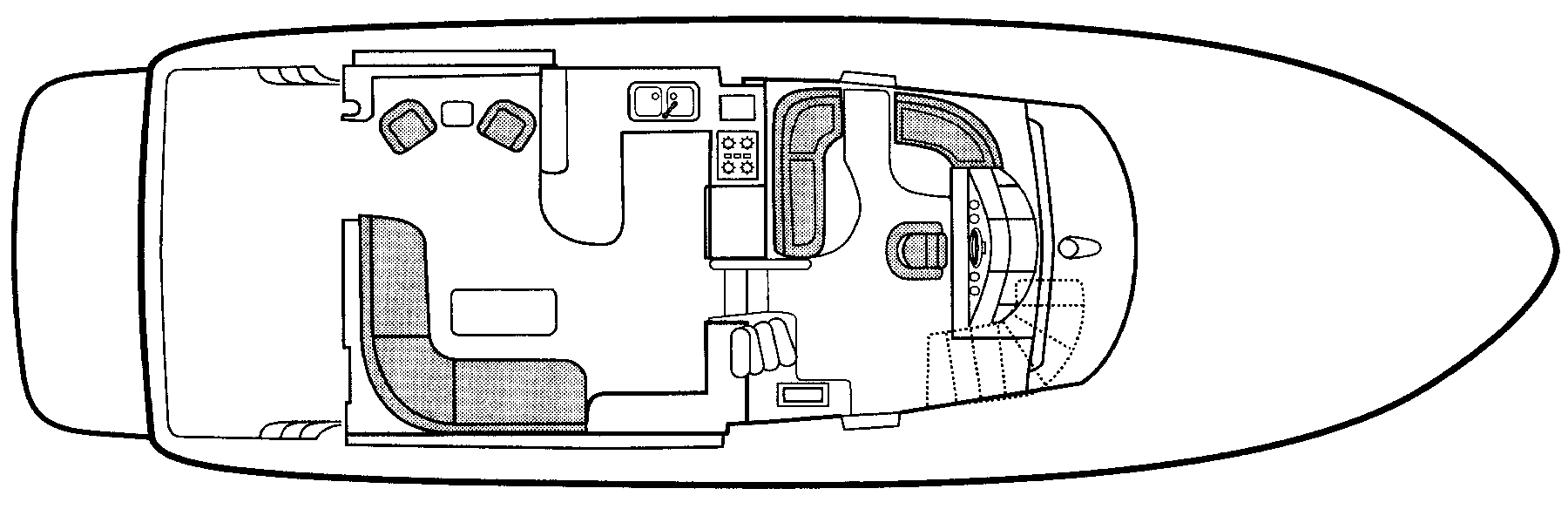 5288 Pilothouse Floor Plan 2