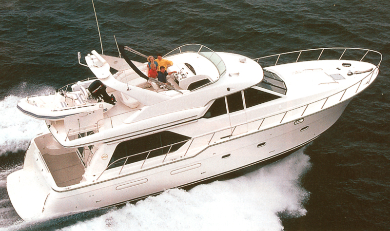 Bayliner 5288 Pilothouse