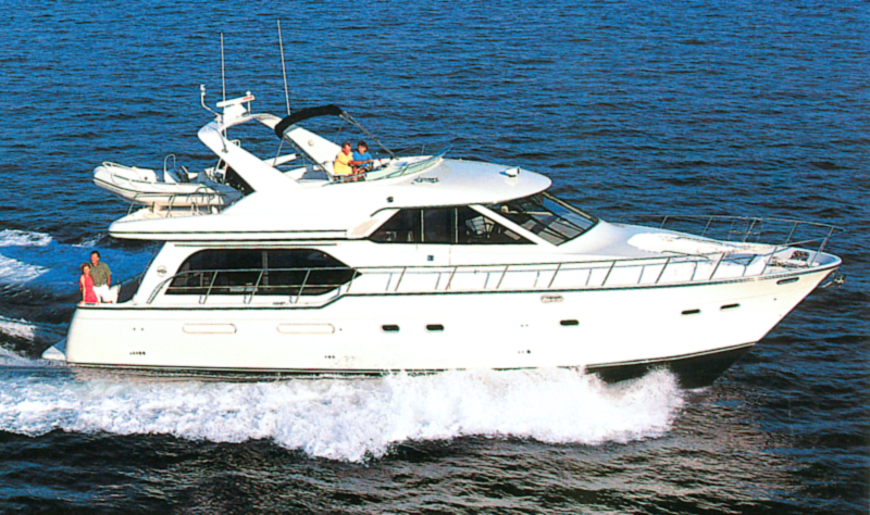 Bayliner 5788 Motor Yacht