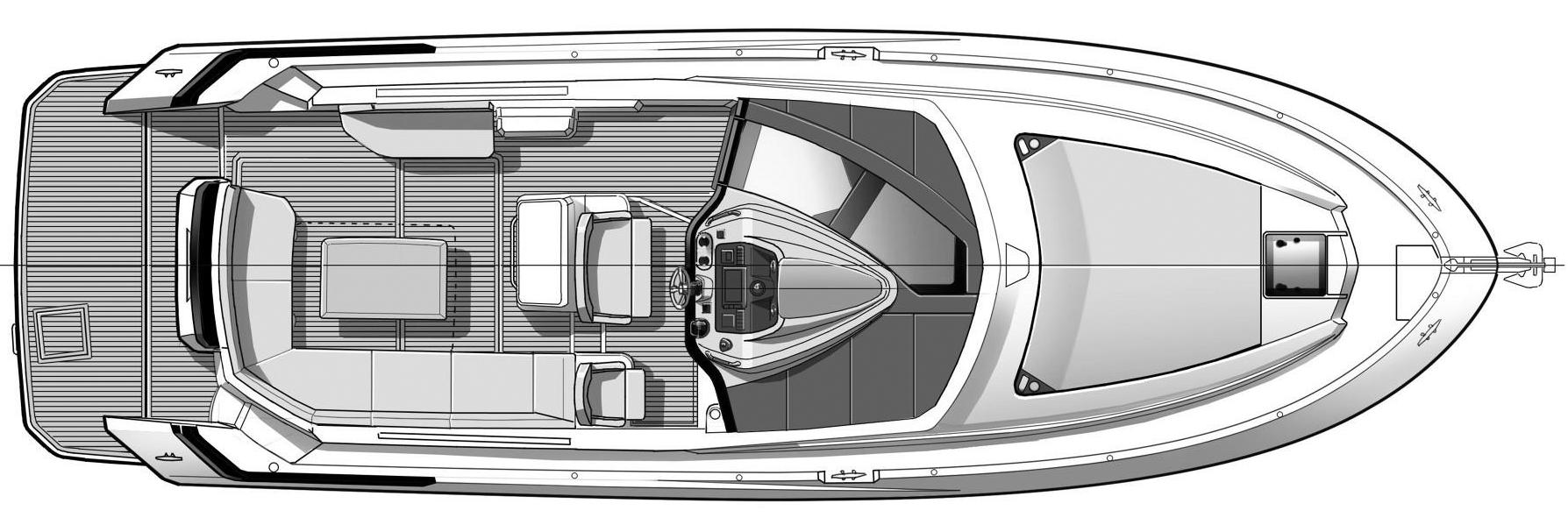Gran Turismo 40 Floor Plan 2
