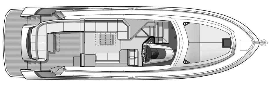Gran Turismo 50 Floor Plan 2