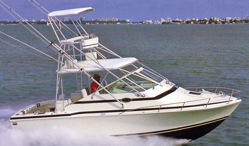 Bertram 28 Bahia Mar