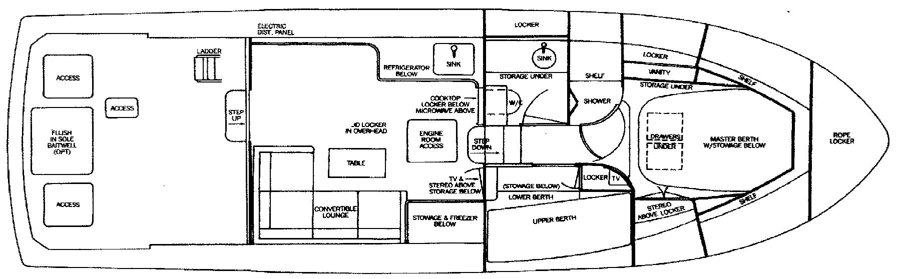 37 Convertible Floor Plan 1