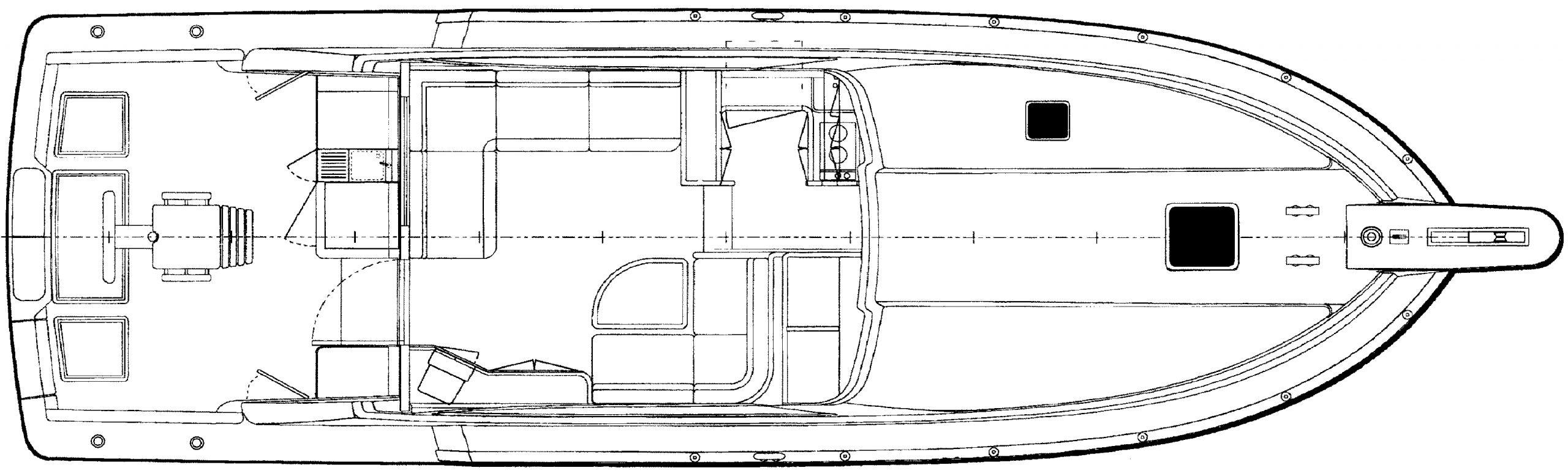 390 Convertible Floor Plan 2