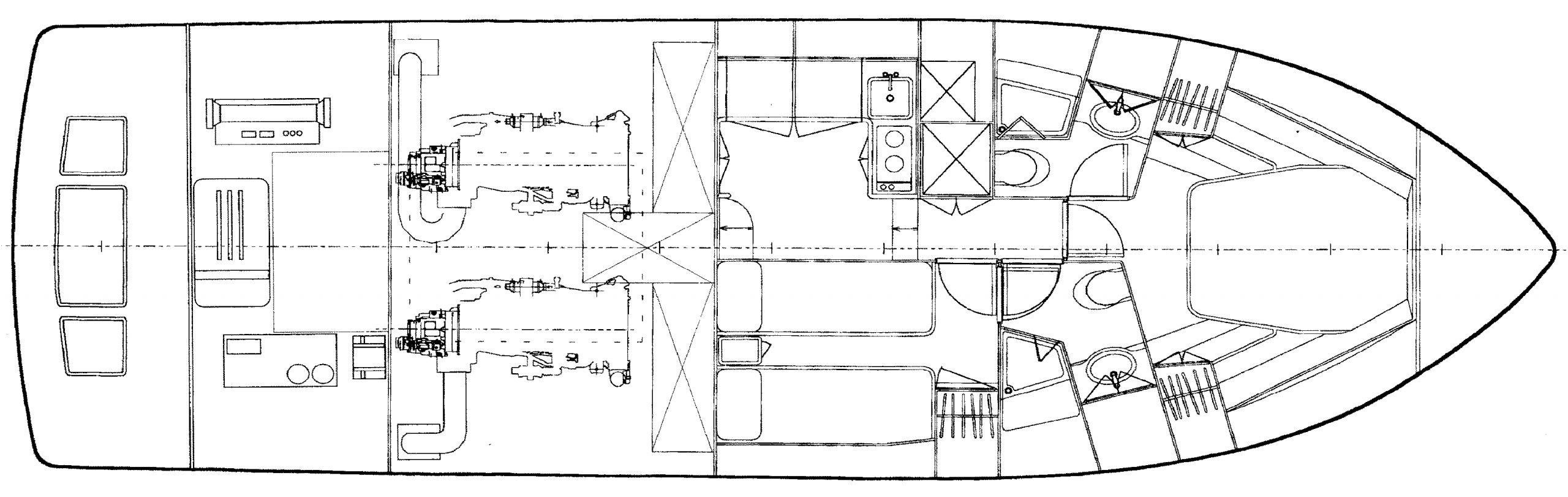 450 Convertible Floor Plan 2