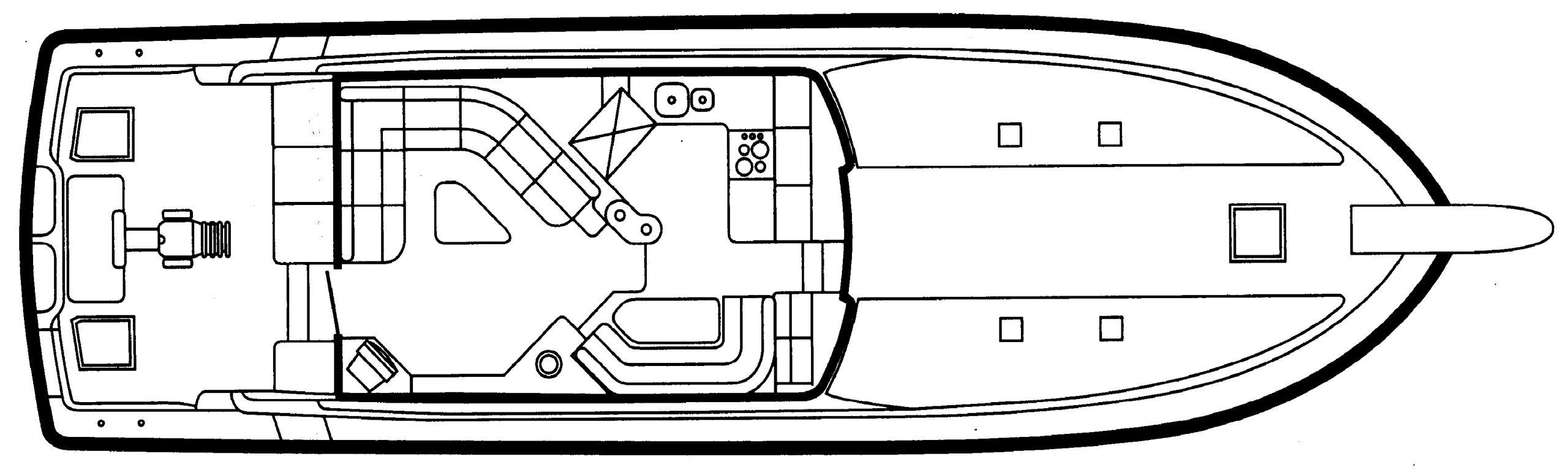 570 Convertible Floor Plan 2
