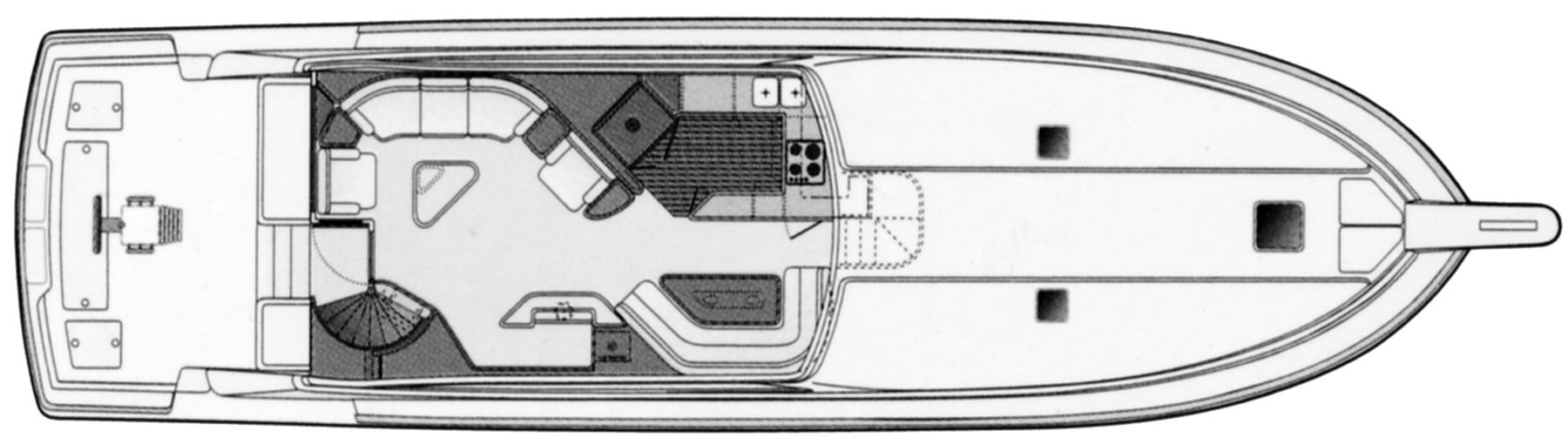 670 Convertible Floor Plan 2