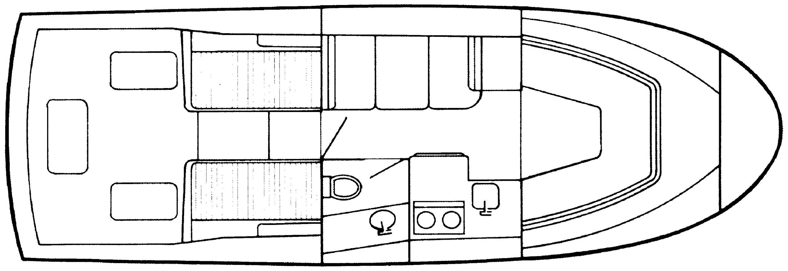 29 Flybridge Floor Plan 2