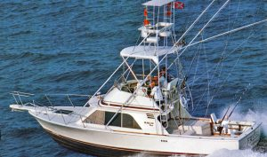 Blackfin 32 Sportfisherman