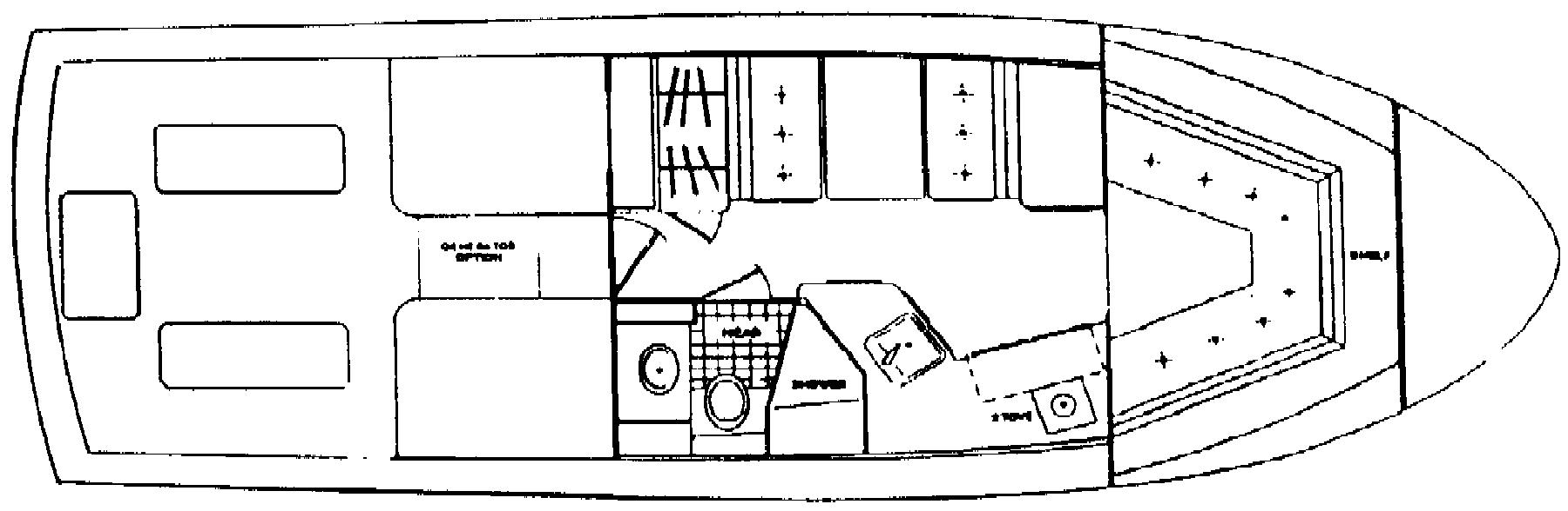 33 Convertible Floor Plan 2