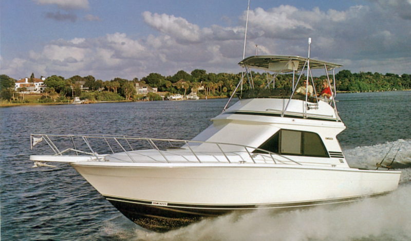 Blackfin 36-38 Convertible