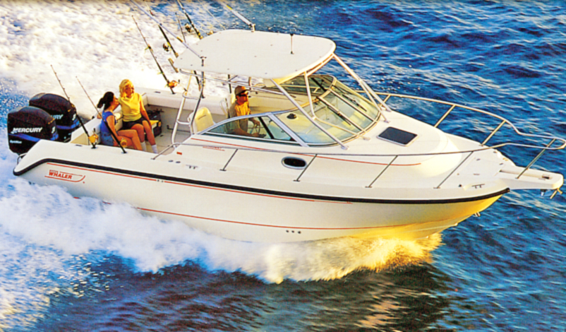 Boston Whaler 275 Conquest