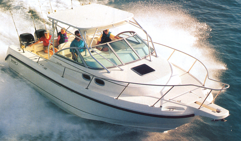 Boston Whaler 28 Conquest; 295 Conquest
