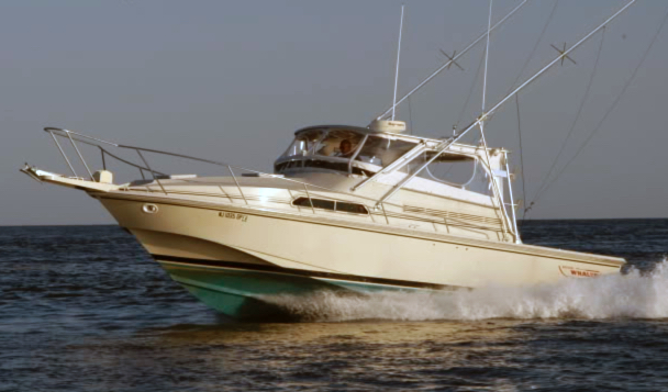 Boston Whaler 31 Sportfisherman