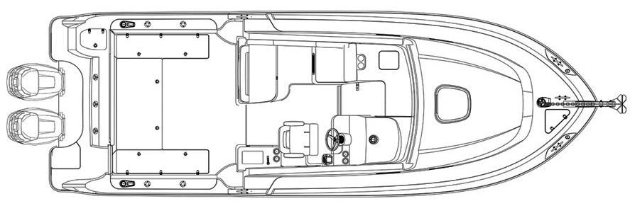 315 Conquest Floor Plan 1